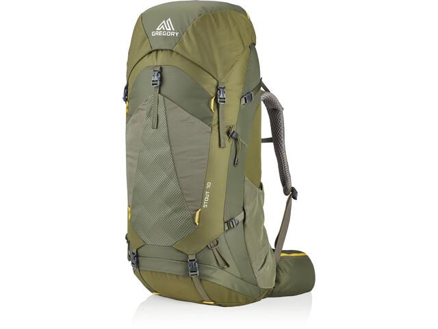 Gregory Stout 70 Backpack Herre fennel green